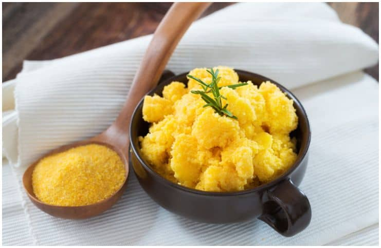 How to Make Perfect Homemade Vegan Polenta - The Only Recipe You Will Ever Need