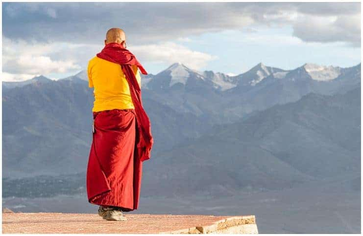 Bhavacakra Meaning - Tibetan Wheel of Life Mandala