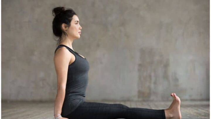 Dandasana Pose Benefits (Staff Pose or Stick Pose)