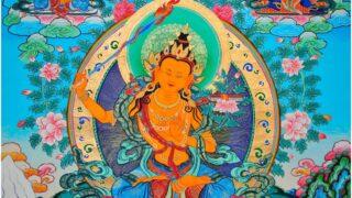 Manjushri Mantra Benefits & Meaning - Om A Ra Pa Ca Na Dhih