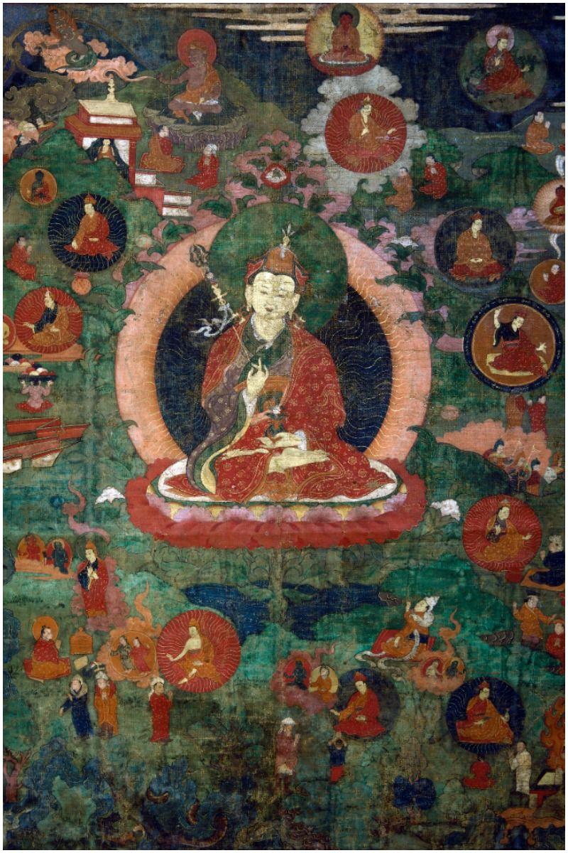 Vajra Guru Mantra of Guru Padmasambhava Benefits facts