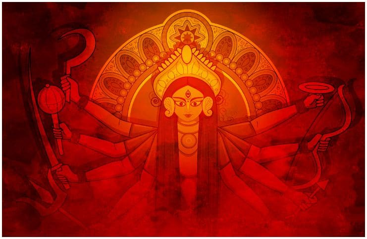 Navadurga Detailed Significance - The Nine Forms of Goddess Durga