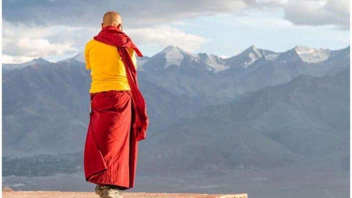 Tummo - The Yoga of Psychic Heat from Tibet
