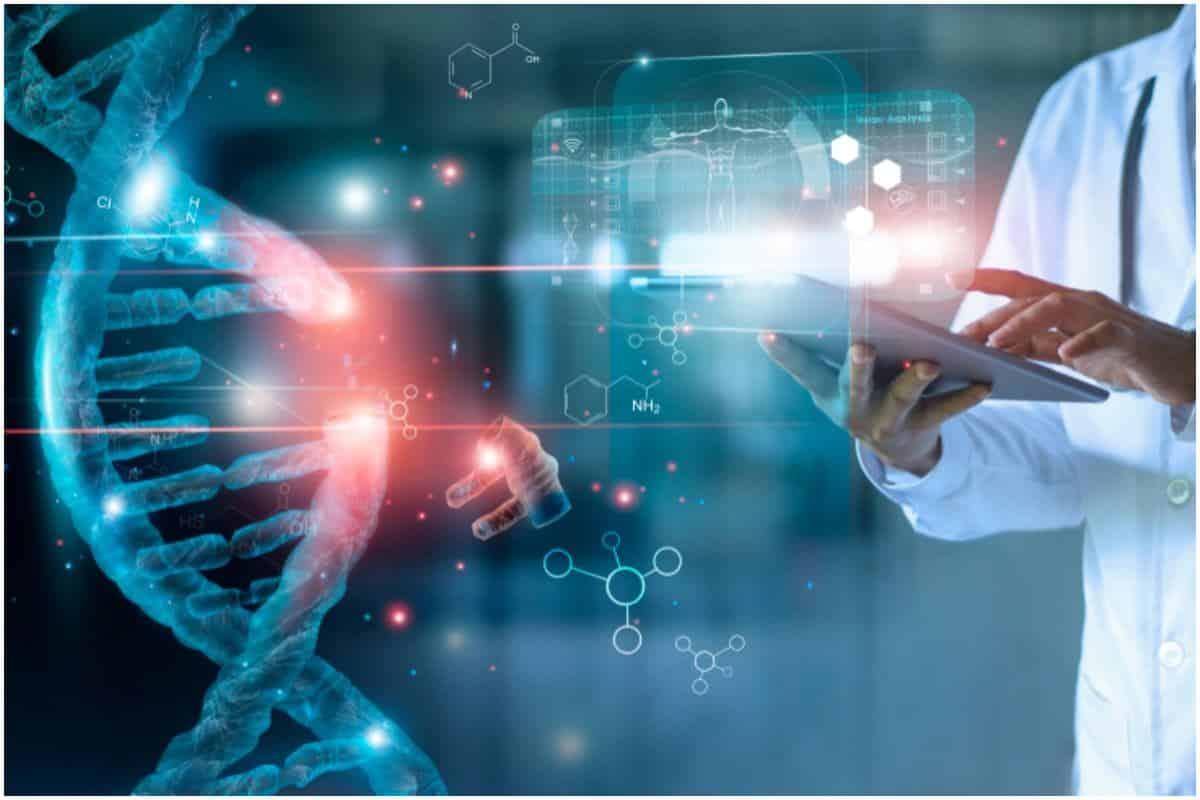 12 Strand DNA Activation