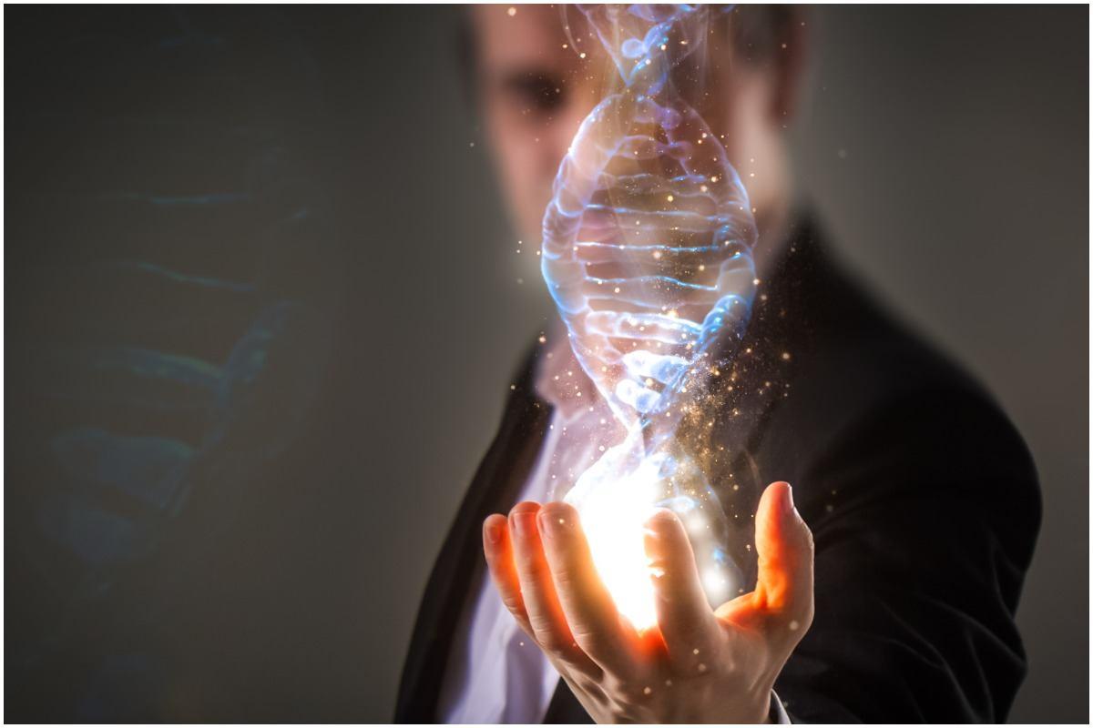 12 Strand DNA