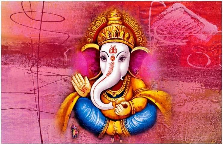 Ganesh Mantra – Om Gan Ganpataye Namo Namah