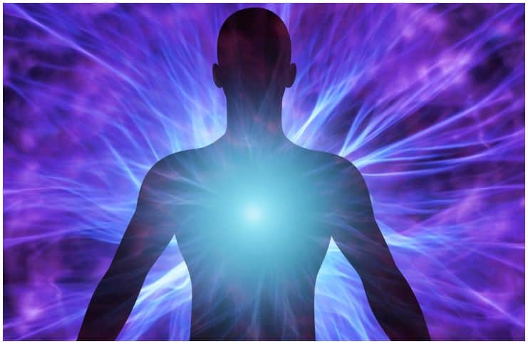 energy body human