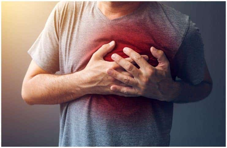 Angina Pectoris (Chest Pain) Heart Attack – Spiritual Meaning, Causes, Symptoms, Prevention