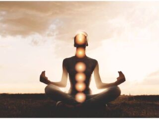 Causal Chakra (or Past Life Chakra) Meaning and Location