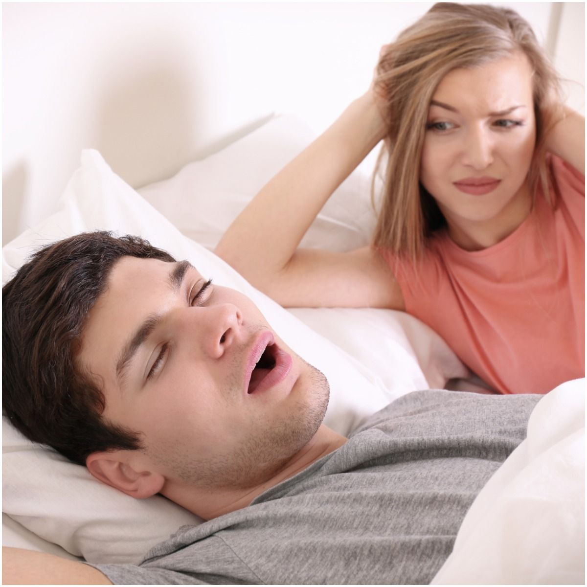 Emotional & Spiritual Meaning Of Snoring