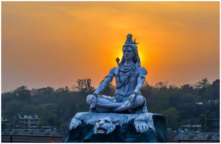 Hindu Triumvirate (Trimurti) – Brahma, Vishnu, and Shiva