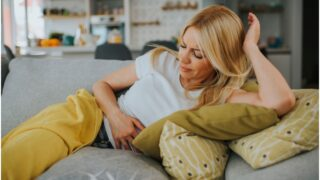 Menstrual Cramps (Dysmenorrhea) PMS - Spiritual Meaning, Causes, Symptoms, Home Remedies