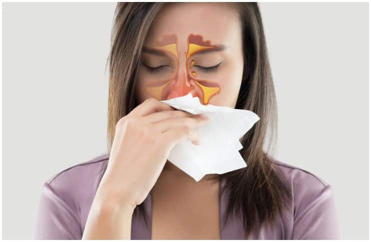 Sinus Infection (Sinusitis) - Spiritual Meaning and Causes