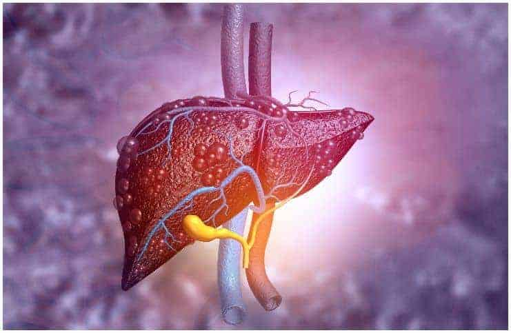 Spiritual Causes of Liver Disease
