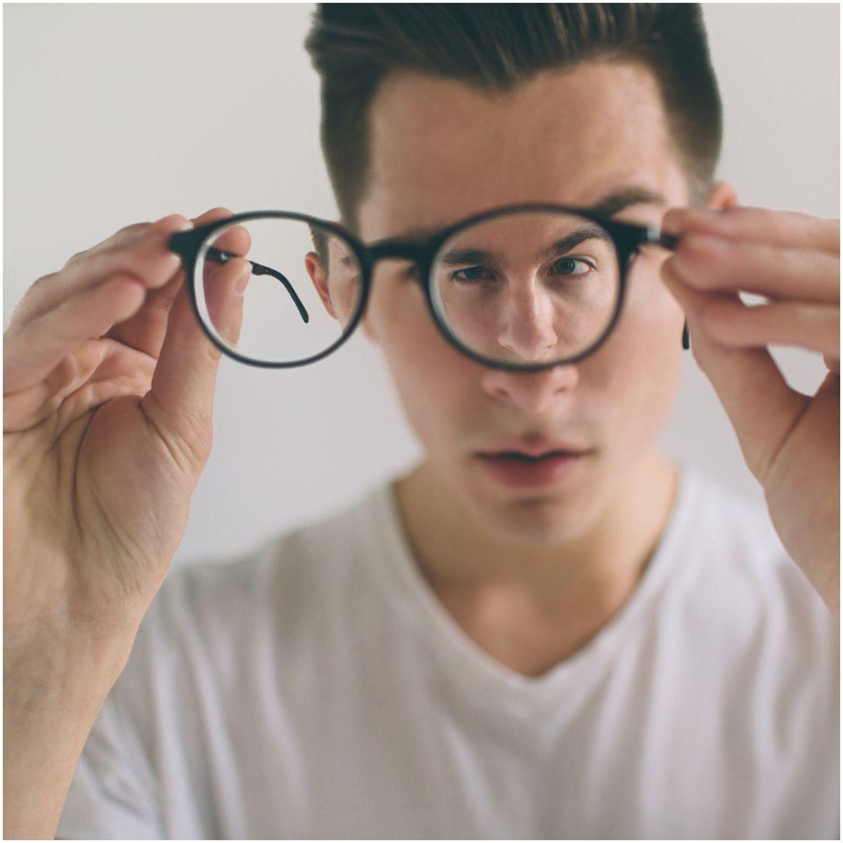 Spiritual Meaning ofMyopia (Nearsightedness)
