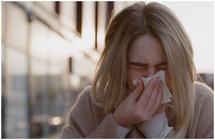 Spiritual Meaning of Sneezing and Coughing