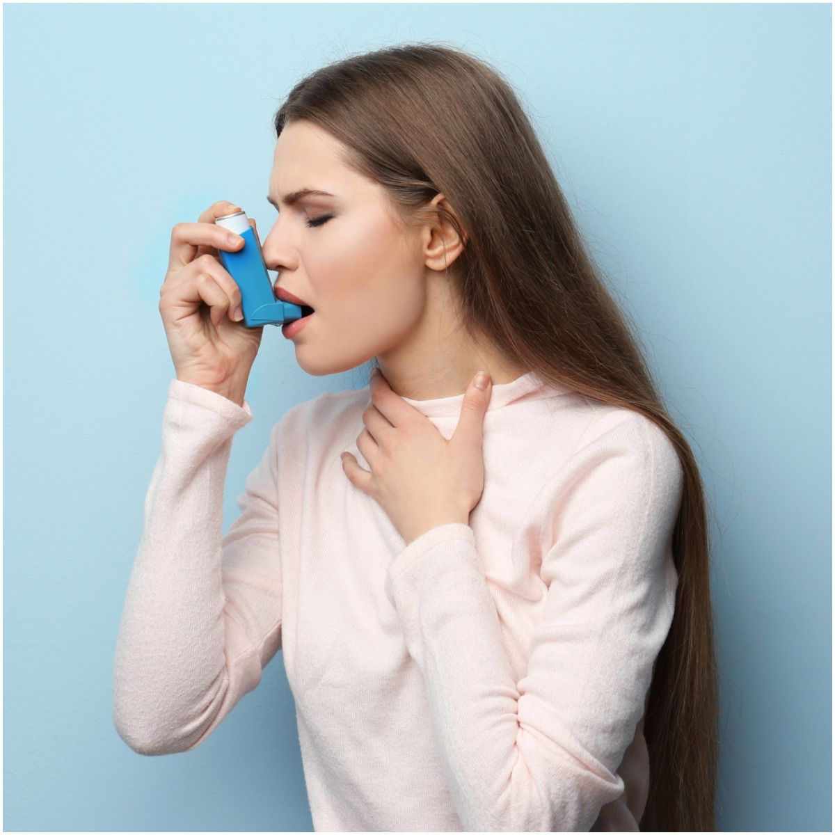 The Spiritual Cause of Asthma