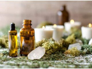 10 Essential Oils For Spiritual Protection & Cleansing