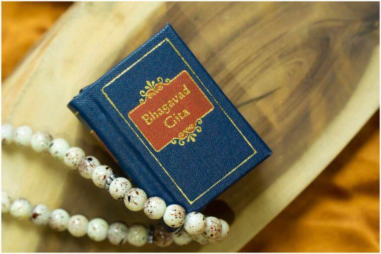 50 Bhagavad Gita Quotes On Karma, Life, And Death