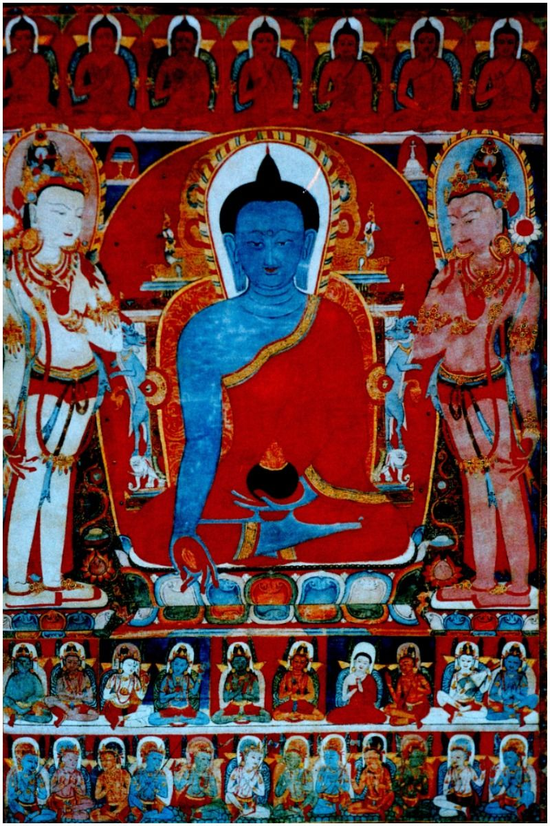 Bhaisajyaguru mantra