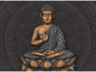 Buddham Saranam Gacchami Chant Complete Lyrics, Meaning, Benefits
