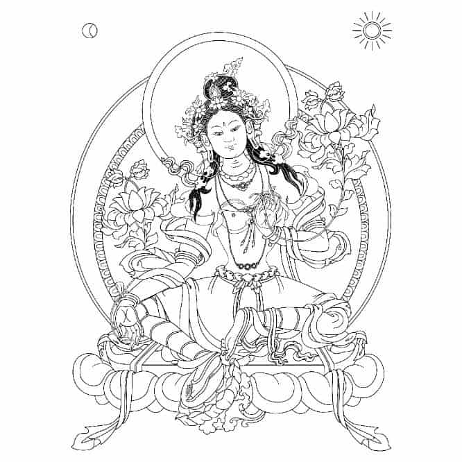 Green Tara Mantra Meaning and Benefits