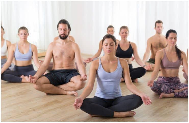 Siddhasana Benefits (The Accomplished Pose or Adept Pose)