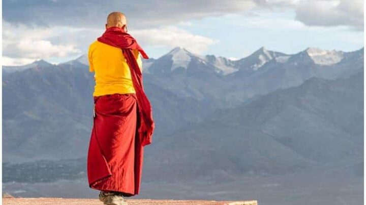 The Three Pathways of Buddhist Practice