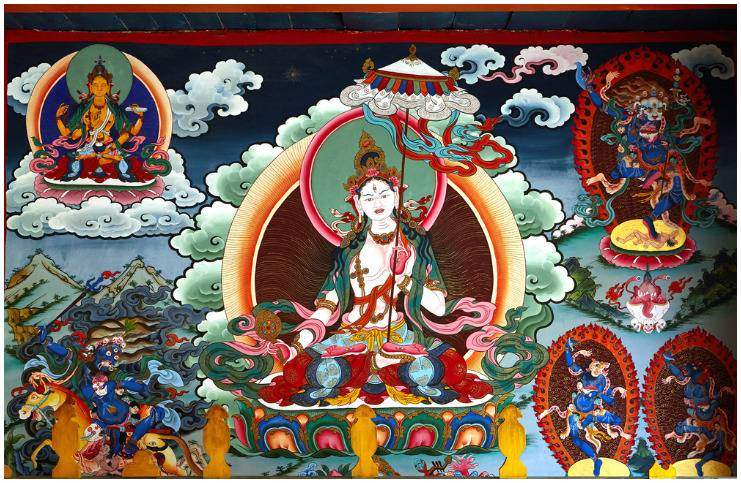White Tara Mantra (Cintachakra) - Lyrics, Meaning, Benefits