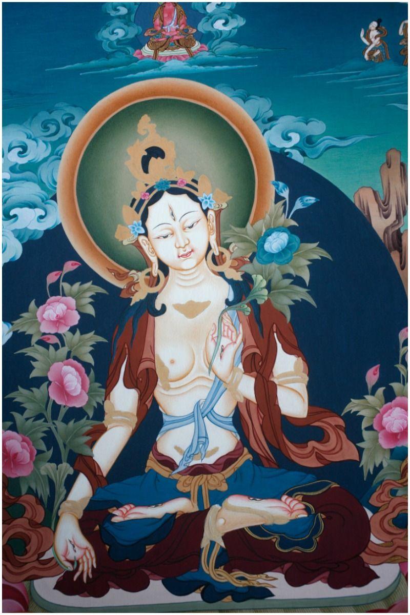 White Tara Mantra benefits facts