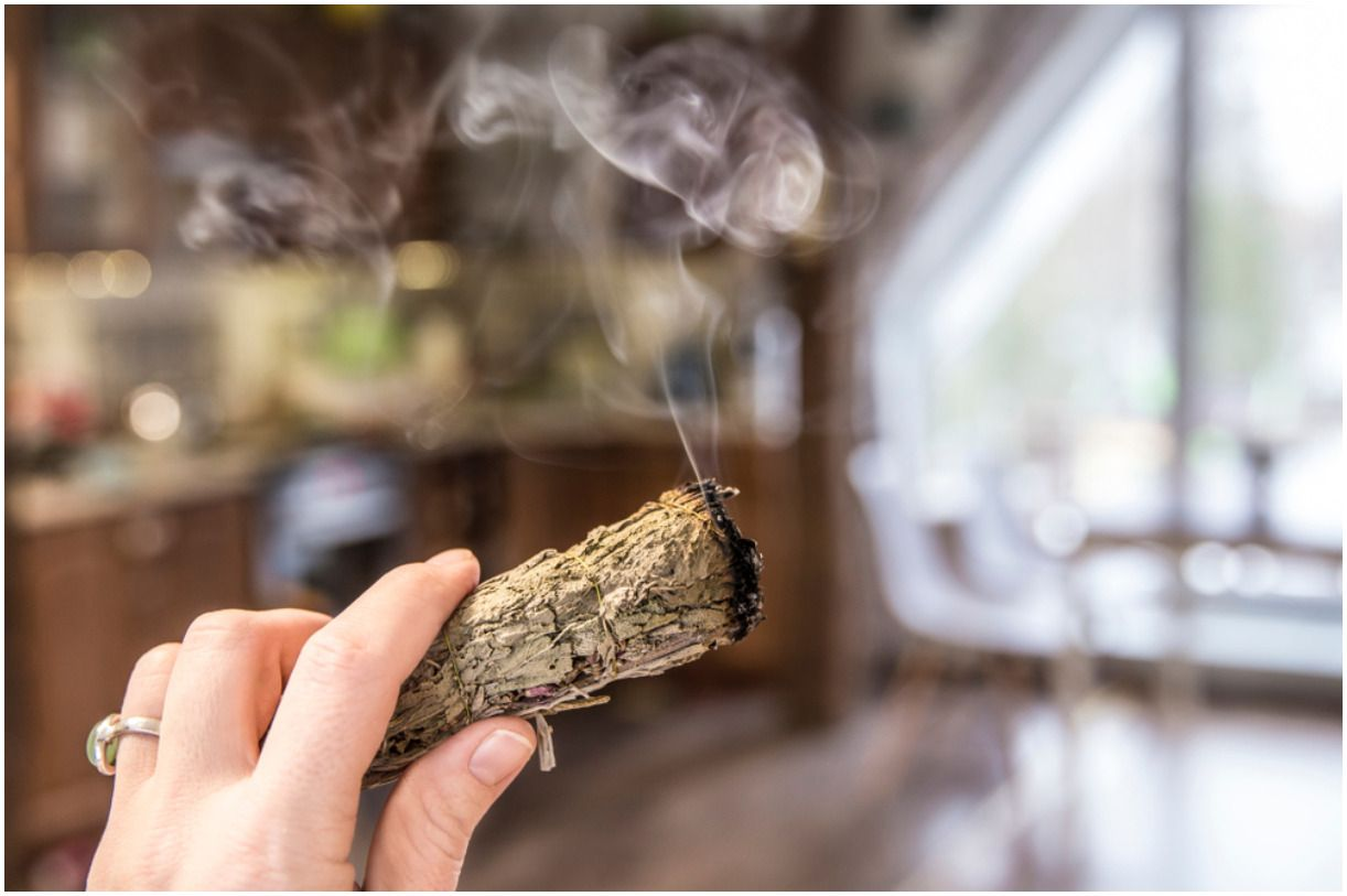 Raise The Energy In Your House With Smudging