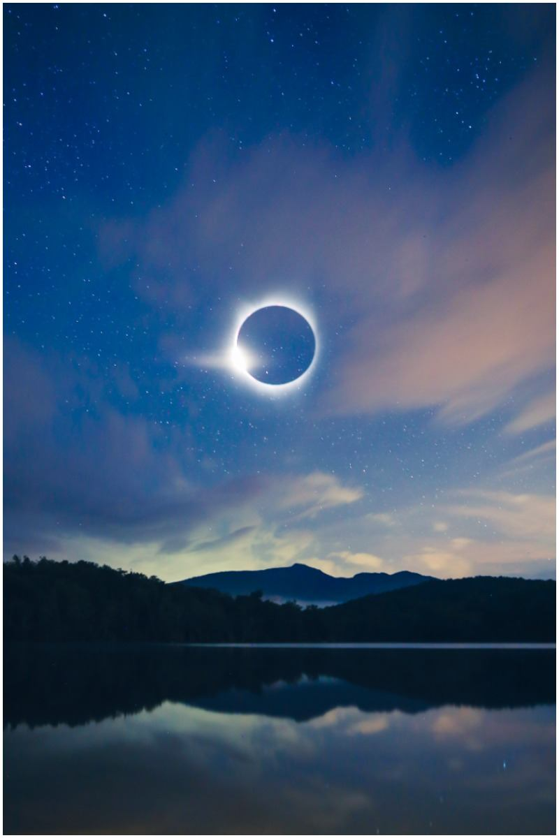 Spiritual Meaning Of Solar Eclipse