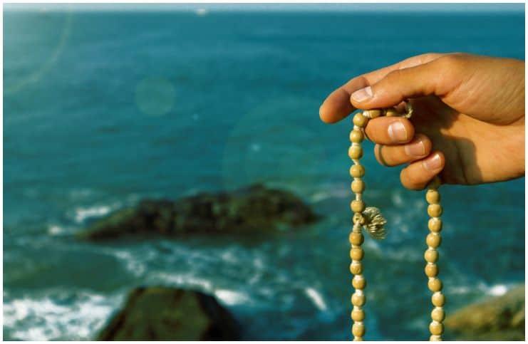 Namgyalma Mantra Om Bhrum Svaha - Long Life Prayer