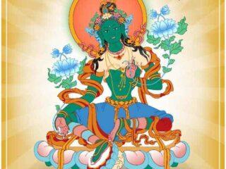 Om Tare Tuttare Ture Soha (Goddess Tara mantra)