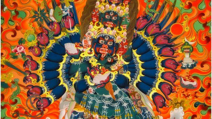 Vajrapani (Chana Dorje) Mantra Meaning - Om Vajrapani Hum