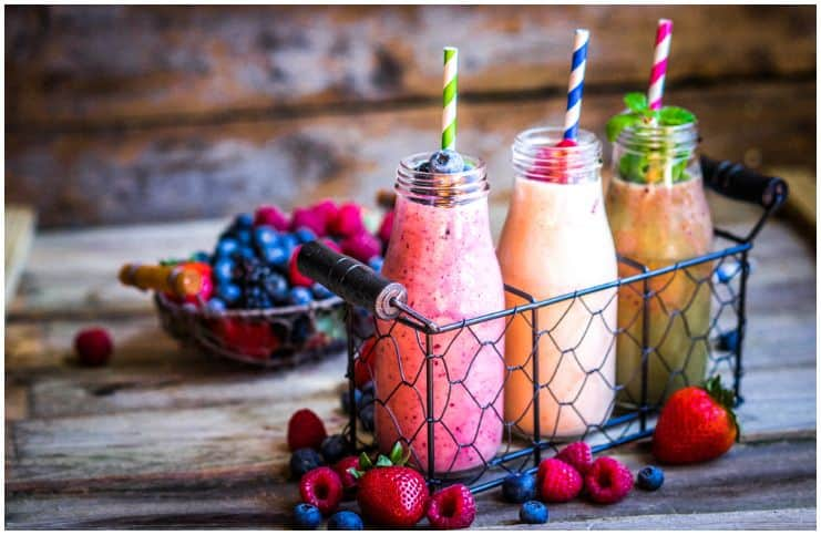 5 Healthy Smoothie Recipes For A Healthier Lifestyle