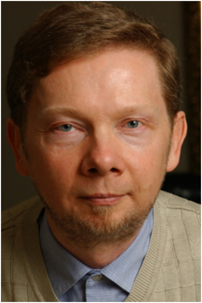 35 Profound Quotes By Eckhart Tolle To Rethink Life, Love