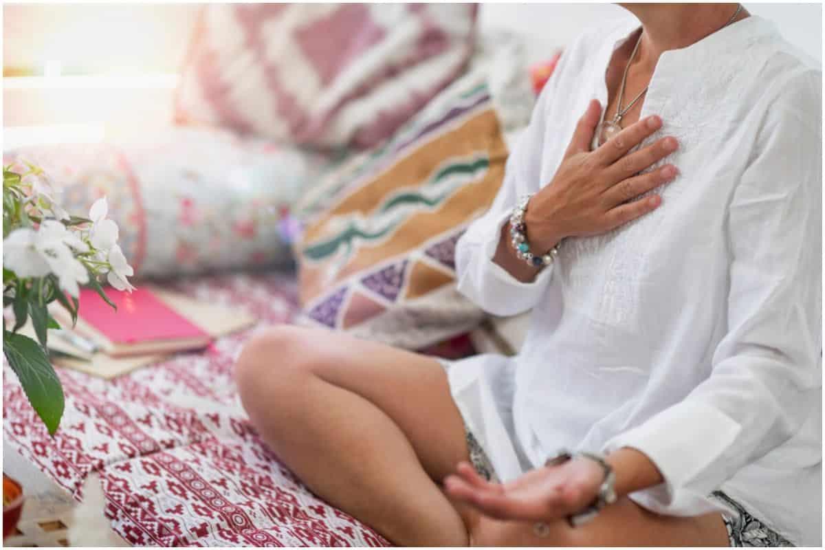 Heart Chakra Healing Meditation