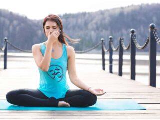 Nadi Shodhana Pranayama - Alternate Nostril Breathing Technique