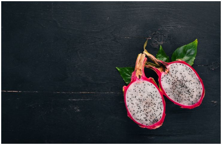 Red Dragon Fruit (Pitaya) Benefits for Skin & Bone Health + Side Effects