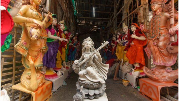 Saraswati Chalisa Lyrics – Saraswati Stotram