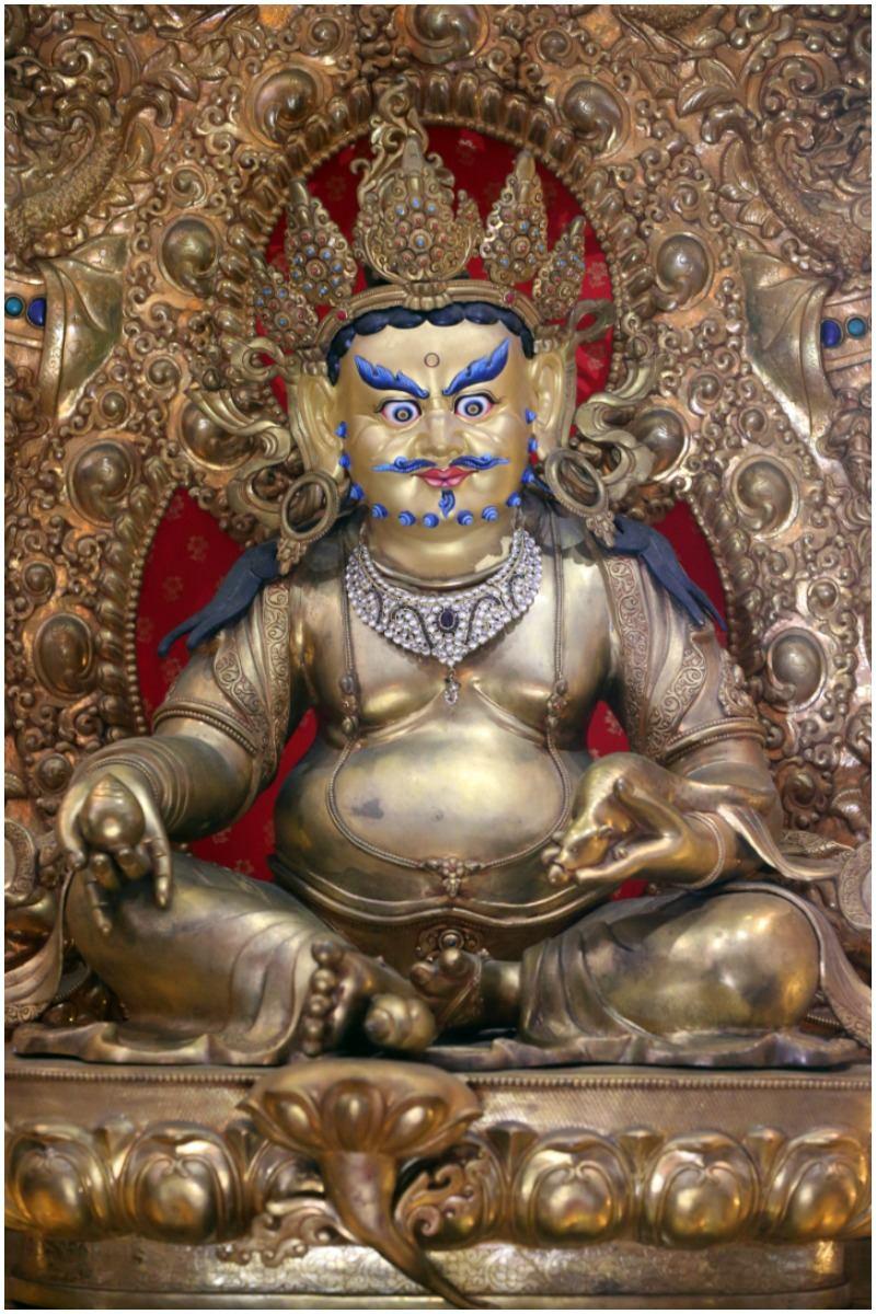 Yellow Dzambhala Mantra (Buddha of Wealth) facts
