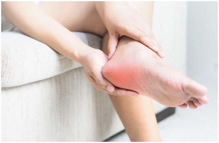 Heel Pain (Plantar Fasciitis) - Spiritual & Emotional Meaning