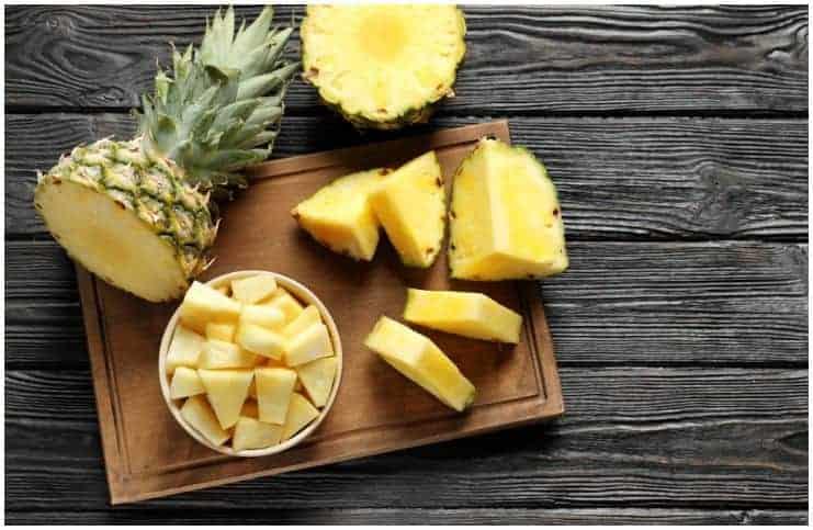 Bromelain pineapple