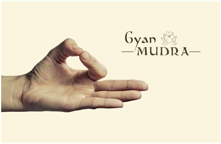 Gyan Mudra - Seal of Knowledge