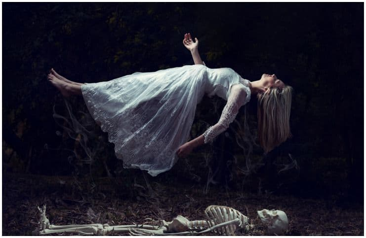 The Dangers of Astral Projection
