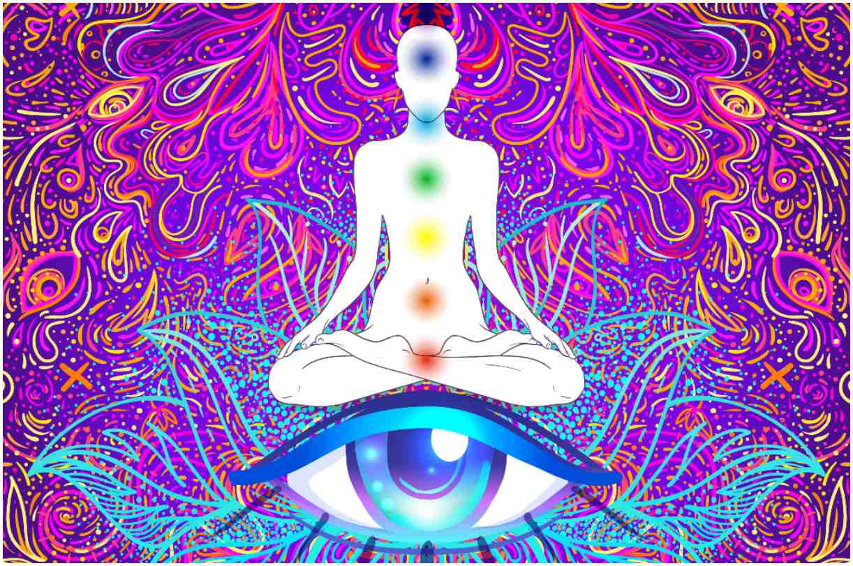 10 Ways To Open Your Third Eye Fast meditation