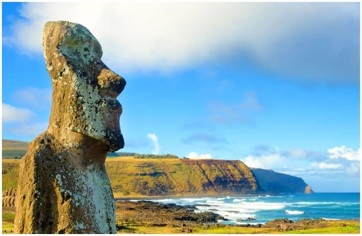 Easter Island, Pacific Ocean
