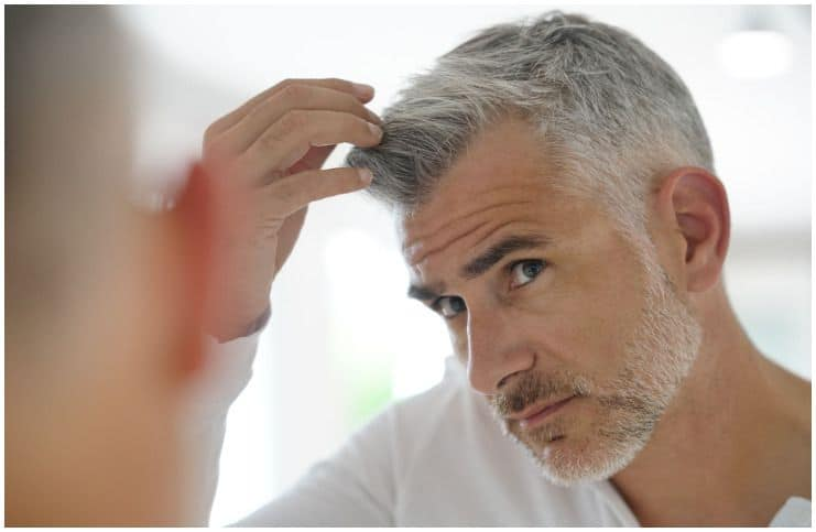 Grey Hair causes