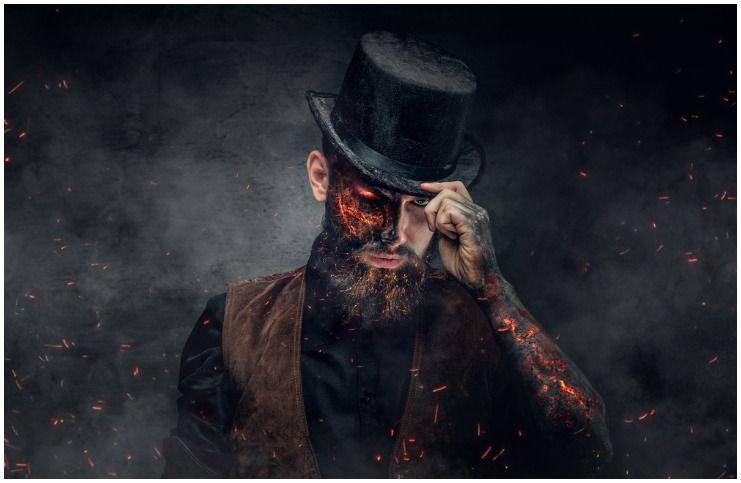 Smoke of Hell